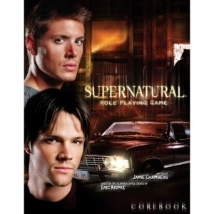 Supernatural Role Play Game