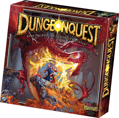 dungeonquest box