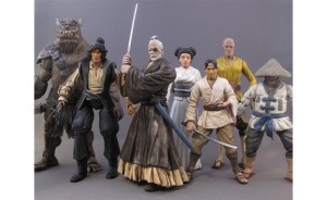 Star Wars estilo Legend of the Five Rings