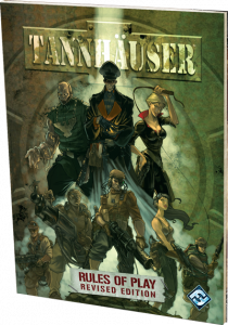tannhauser board game
