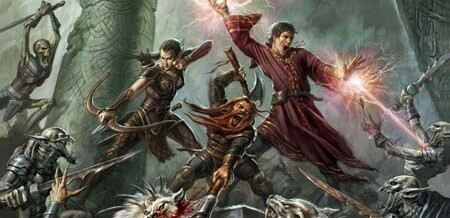 """Dragon Age RPG: Pontos em """"Magia"""" para Ladinos e Guerreiros"""
