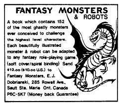 Monsters & Robots