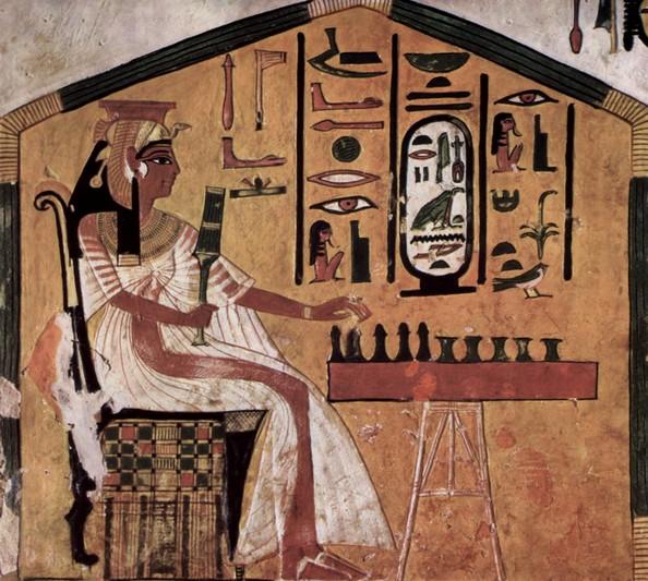 Nefertiti - Senet