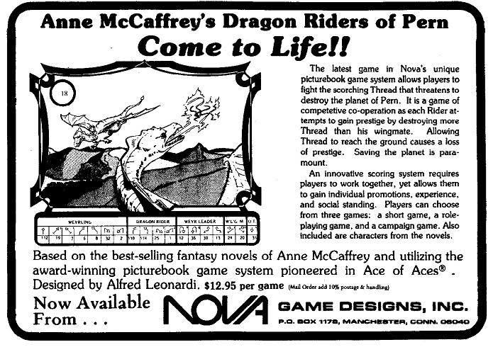 Dragon Riders of Pern