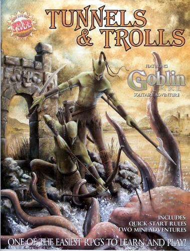 Tunnels & Trolls - Goblin Lake Solitaire Adventure