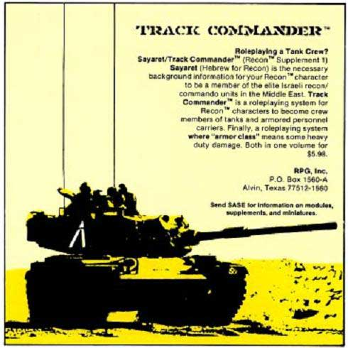Track Commander