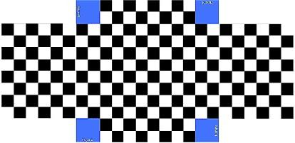 Tabuleiro de Mythic Chess
