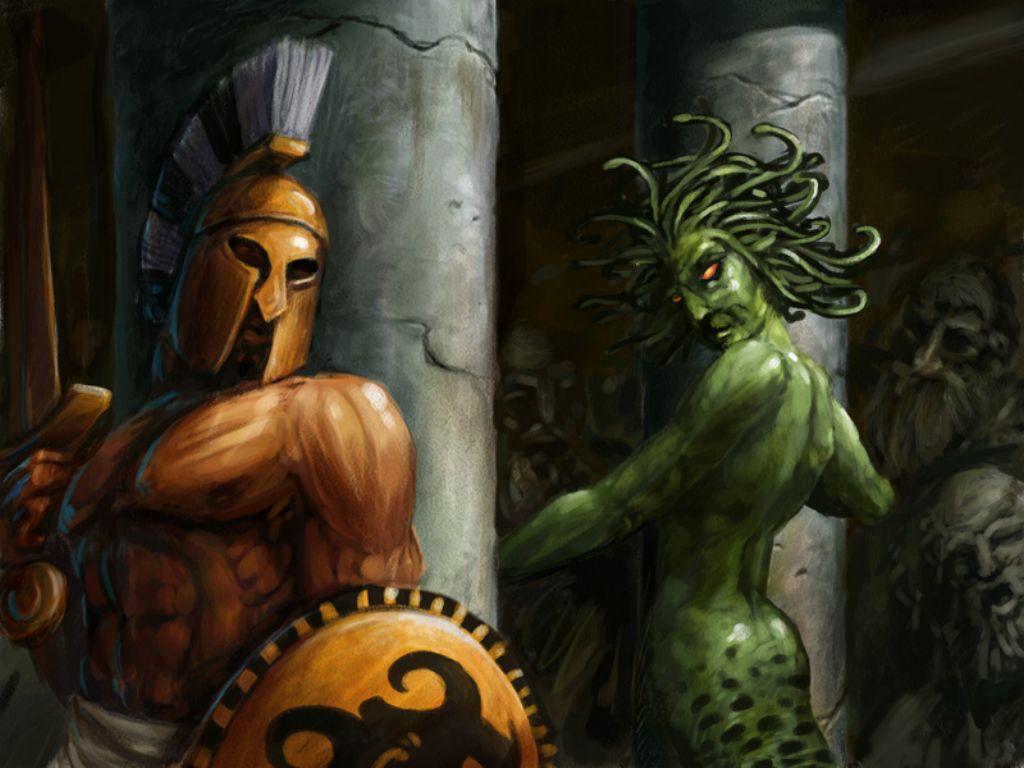 Medusa e Perseu