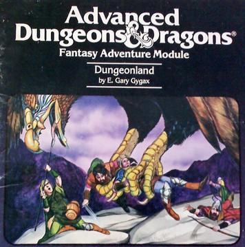 Dungeons & Dragons: Dungeonland