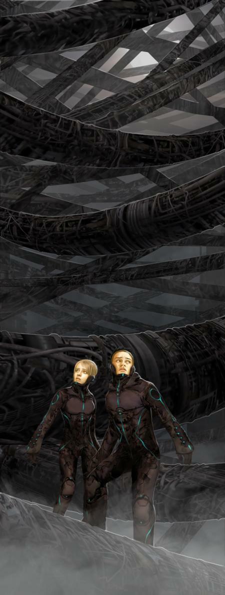 Eclipse Phase - iktomi-ruins