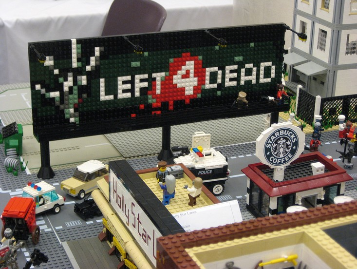 Apocalipse Zumbi Lego