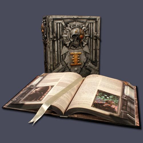 Edição Para Colecionador do Deathwatch Core Rulebook