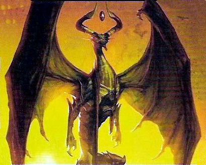 Nicol Bolas - Elder Dragon Highlander