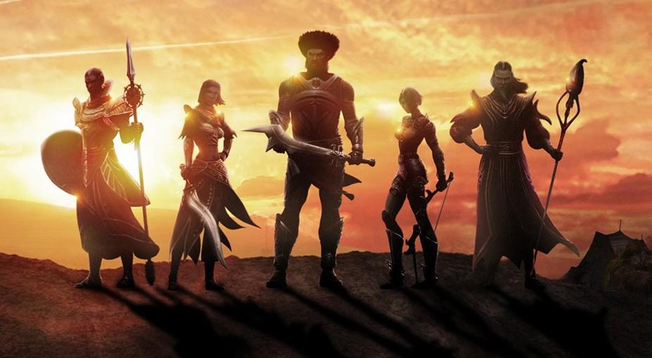 Nightfall e Doomgate Legion - Novidades da AEG