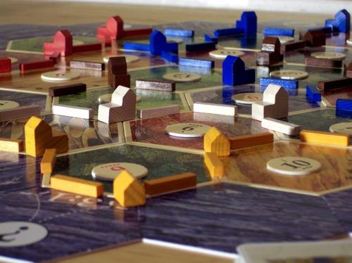 do Concurso de Design de jogos de Tabuleiro