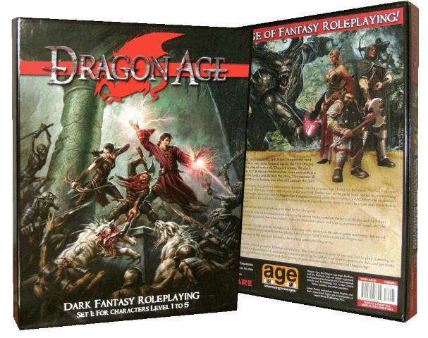 Dragon Age Caixa