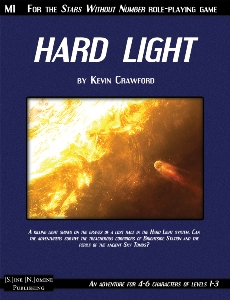Hard Light, aventura para Without Number