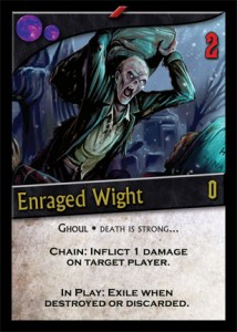 Nightfall Card