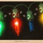 Cartões de Natal Nerd & Geek