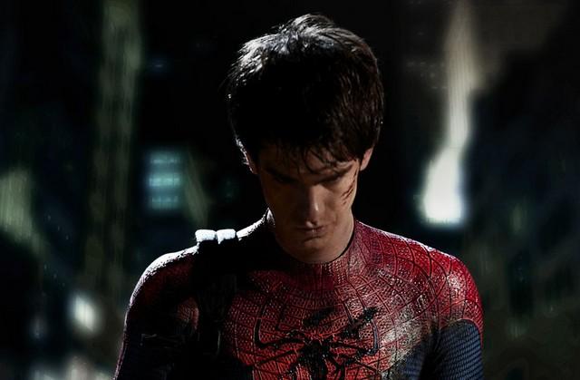 Andrew Garfield Como Homem Aranha