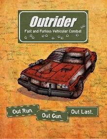 Capa Outrider