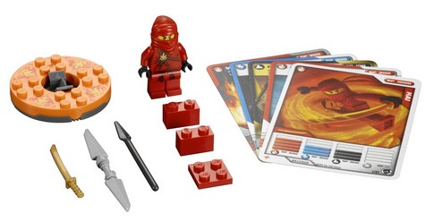 Ninjago – Masters of the Spinjitsu