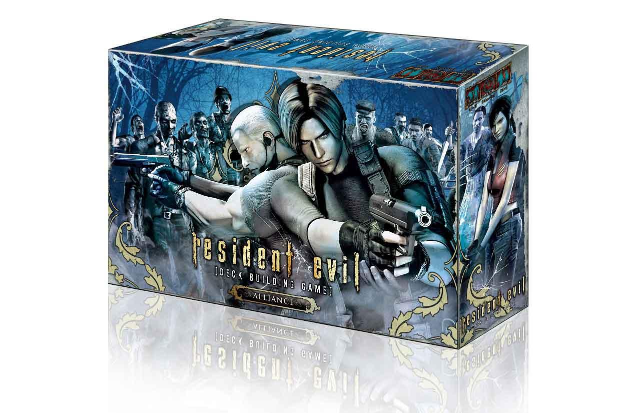 Resident Evil: Alliance