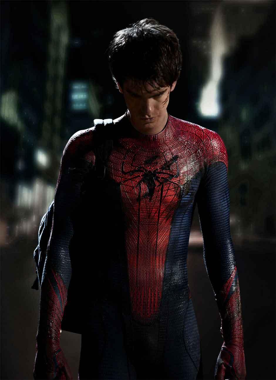 garfield uniforme homem aranha
