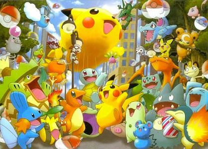 Um Ano Promissor Para Pokémon