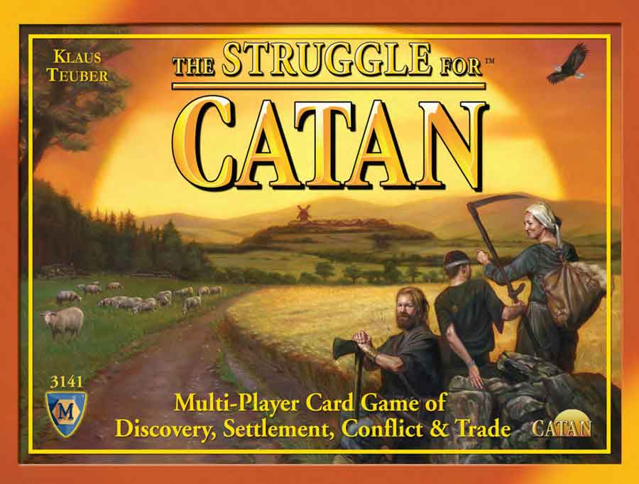 The Stuggle for Catan