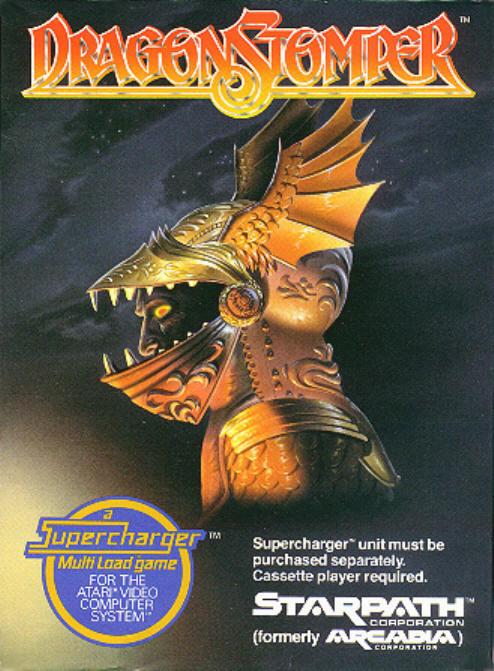 Dragonstomper Capa