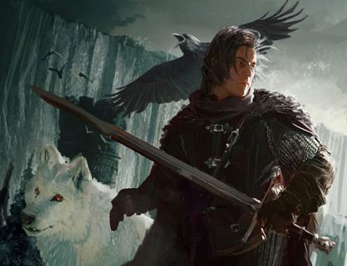 A Gerra Dos Tronos - Jon Snow