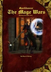 Spelldancer: The Mage Wars Edição Revisada