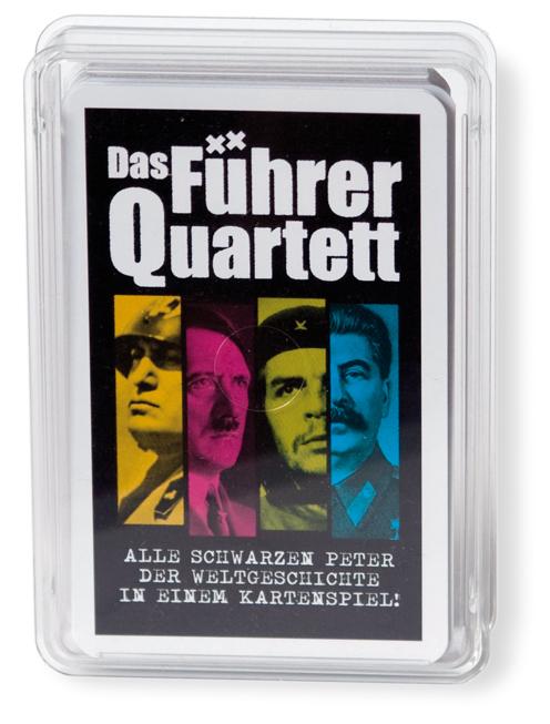 Das Führer-Quartett - Super Trunfo Ditadores