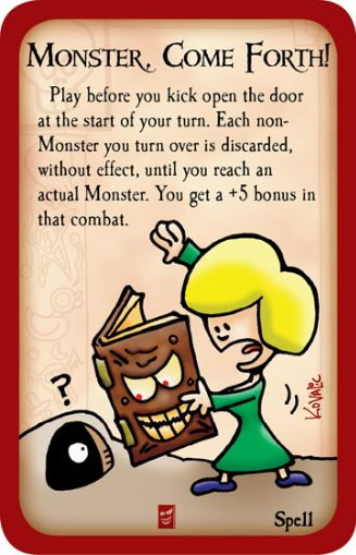 card munchkinomicon