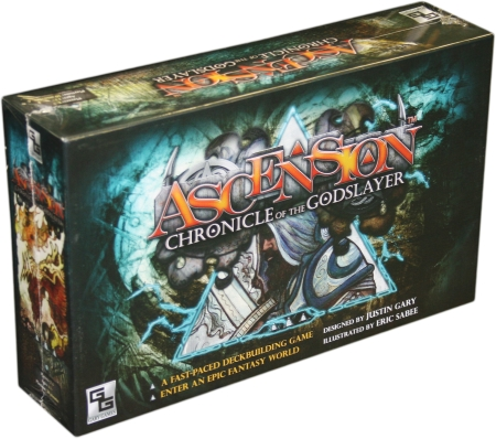 Ascension Chronicle of the Godslayer Box