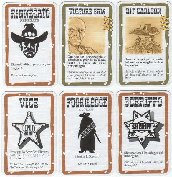 Análise de Jogo: Bang! Card Game - Cards