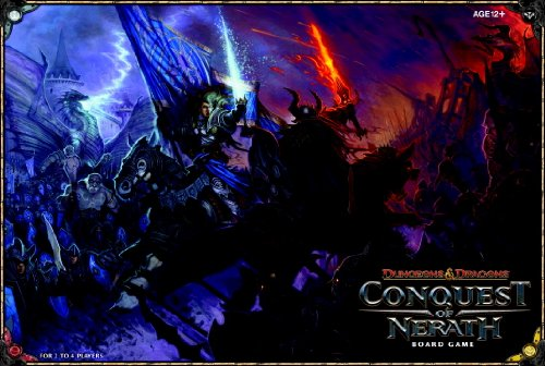 Conquest of Nerath Boardgame