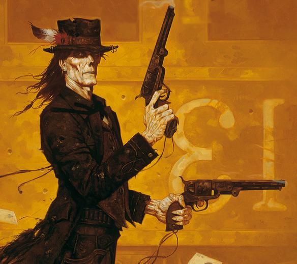 Deadlands RPG Vai Ganhar Série em Quadrinhos