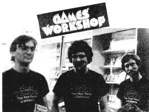 Os Fundadores da Games Workshop