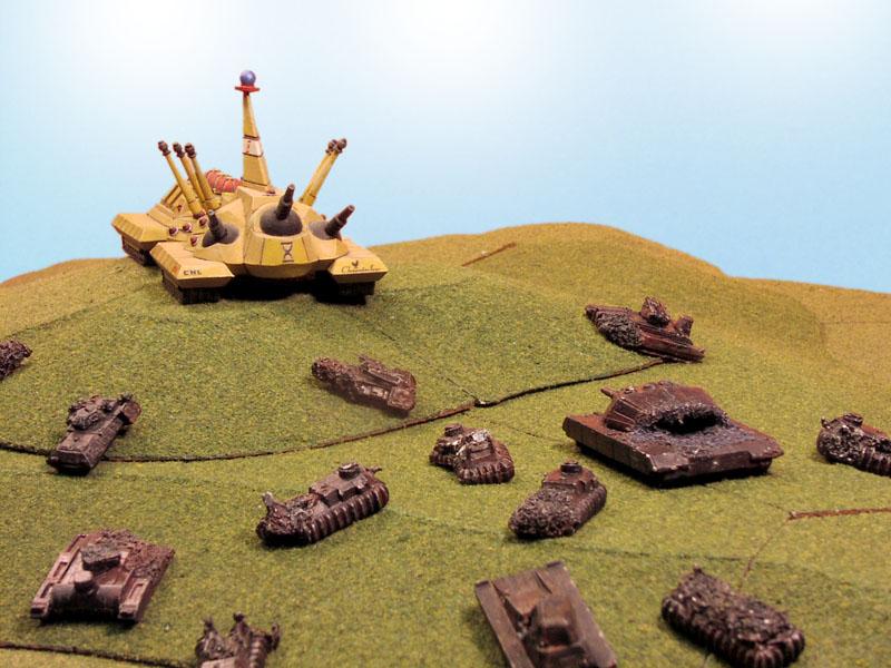 Nova Edição de Ogre Miniatures