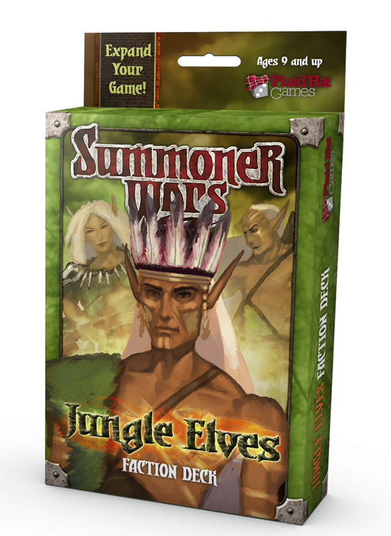 Summoners Wars - Jungle Elves