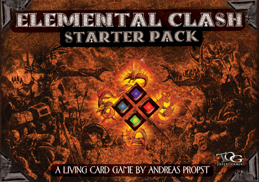 Novo Card Game: Elemental Clash