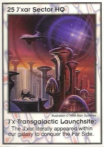 Galactic Empires Card