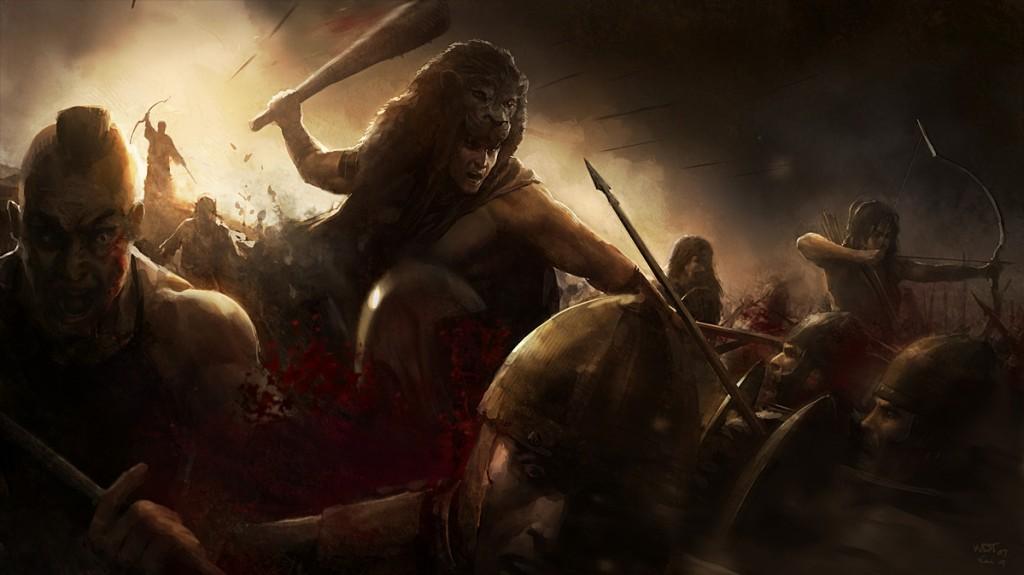 Mazes & Minotaurs - Hercules em Batalha