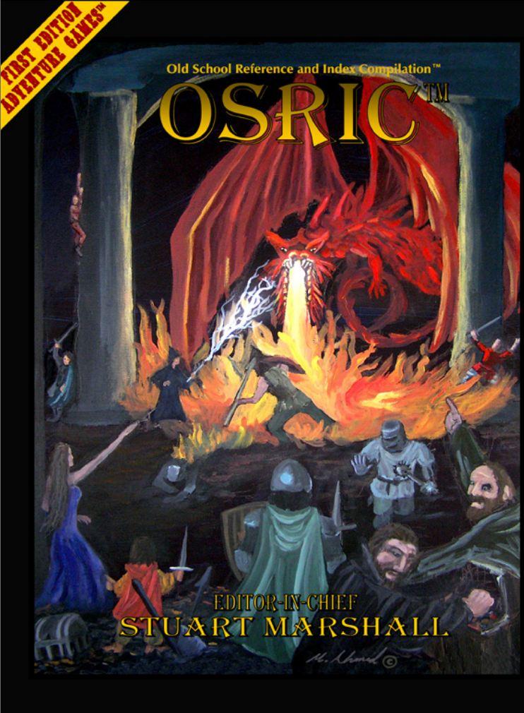 OSRIC