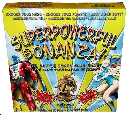 Superpowerful Bonanza Caixa