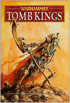 Warhammer - Tomb Kings