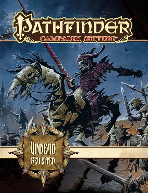 Pathfinder Undead Revisited