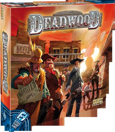 Deadwood - Novo Jogo de Tabuleiro